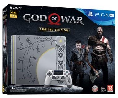 PlayStation 4 Pro w edycji God of War dostępne w Polsce