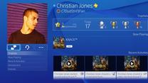 PlayStation 4: Przejazd przez interfejs