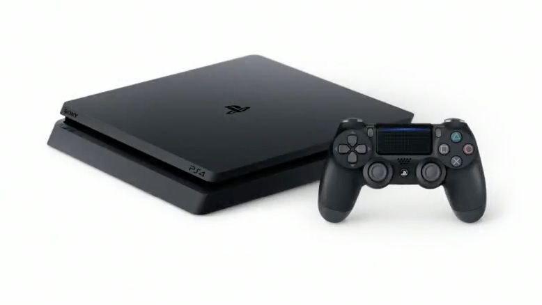 PlayStation 4 Slim /materiały prasowe