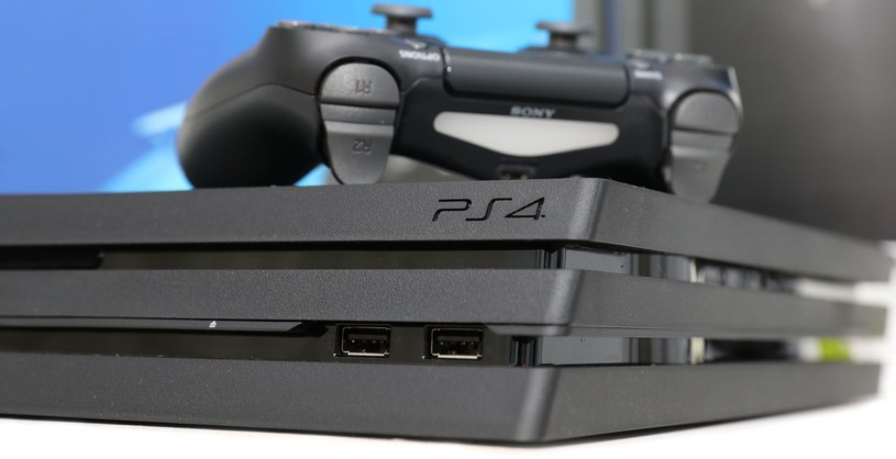 PlayStation 4 /123RF/PICSEL