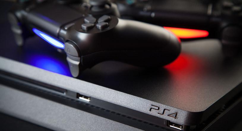 PlayStation 4 /123RF/PICSEL