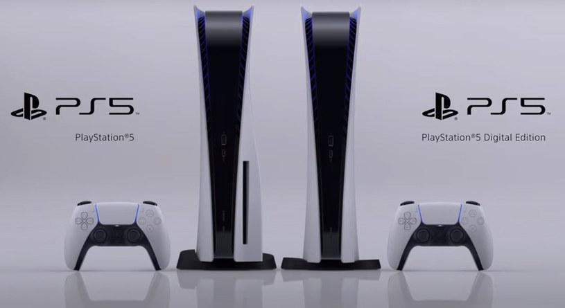 PlayStation 5 i PlayStation 5 Digital Edition /materiały prasowe