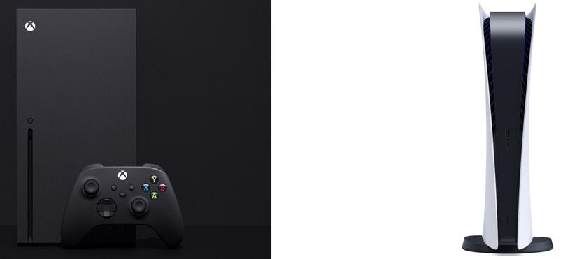 PlayStation 5 x Xbox Series X /materiały prasowe