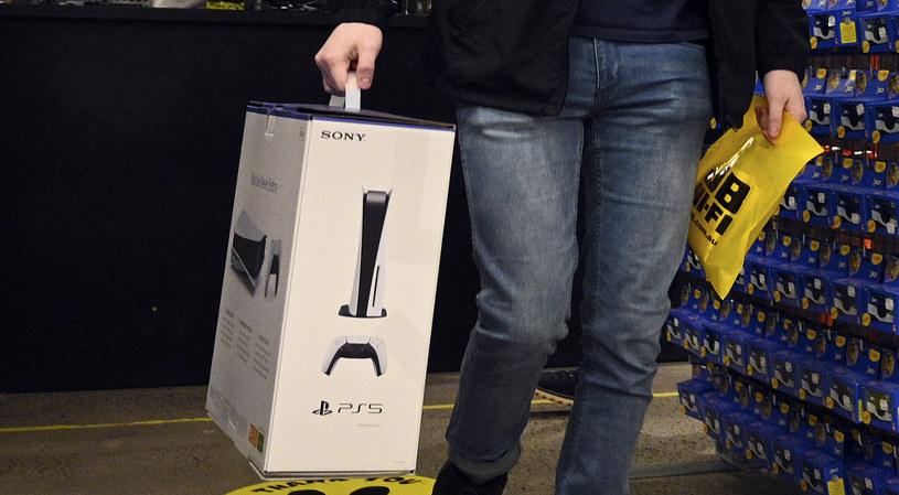 PlayStation 5 /AFP