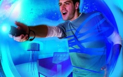 PlayStation Move - materiał promocyjny /Informacja prasowa