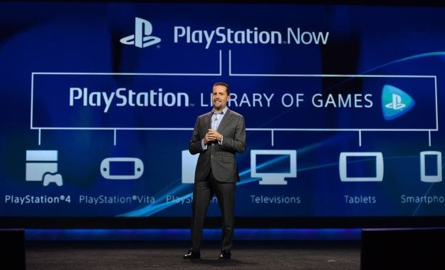 PlayStation Now /AFP