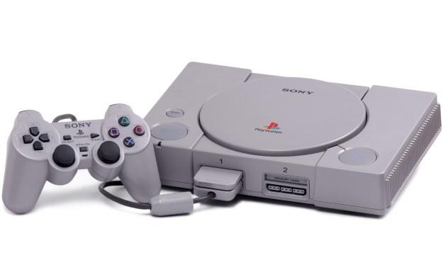 PlayStation - pierwsza konsola Sony /materiały prasowe