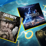 PlayStation Plus: Czerwcowa oferta - Call of Duty: WWII i STAR WARS Battlefront II