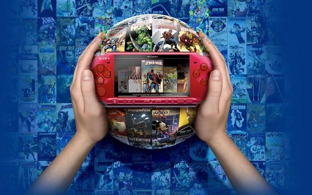 PlayStation Portable - zdjęcie promocyjne /Informacja prasowa