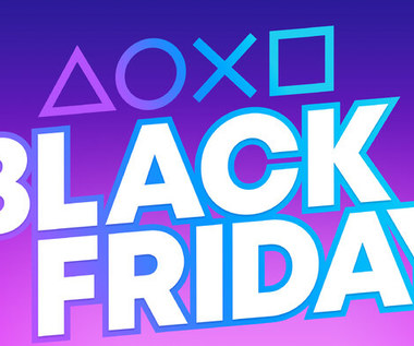 PlayStation Store: Black Friday - zniżki na gry i subskrypcje PS Plus