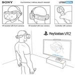 PlayStation VR 2 z wieloma usprawnieniami, patenty Sony w sieci