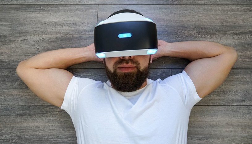 PlayStation VR /123RF/PICSEL