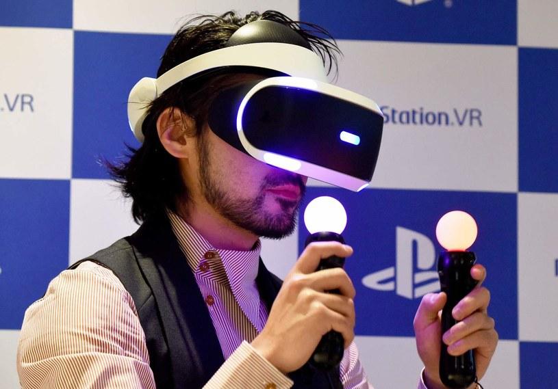 PlayStation VR /AFP