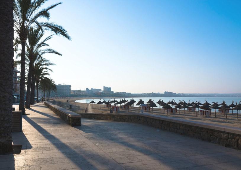 Plaża Can Pastilla /123RF/PICSEL