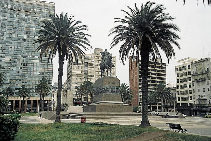 Plaza Independencia w Montevideo /Agencja FORUM