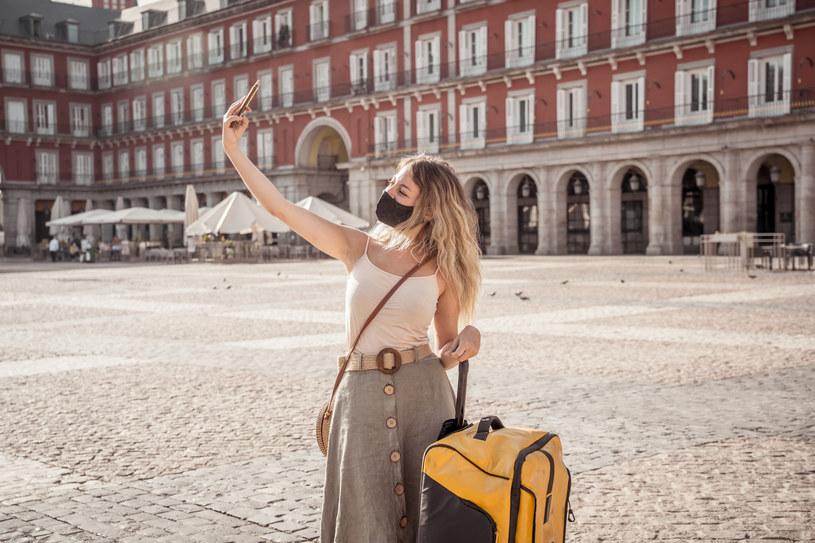 Plaza Mayor Madryt, Hiszpania /123RF/PICSEL