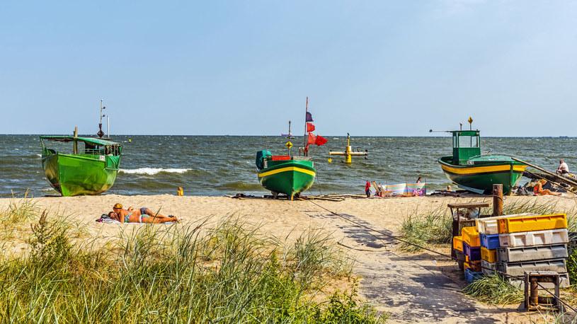 Plaża w Gdyni /123RF/PICSEL