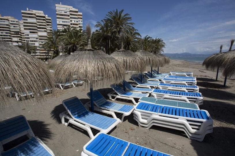 Plaża w Hiszpanii /Daniel Perez Garcia-Santos /Getty Images