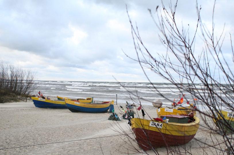 Plaża w Jantarze /Andrzej Wrzesiński /East News