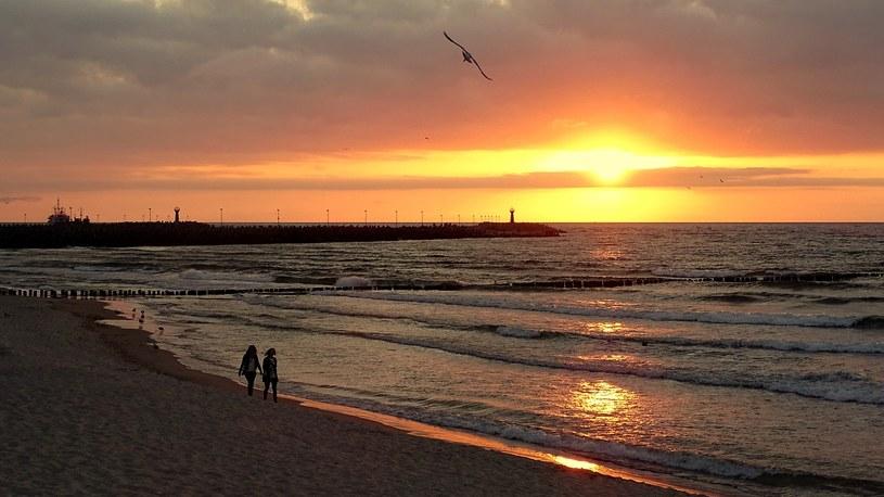 Plaża w Kołobrzegu /Pixabay.com
