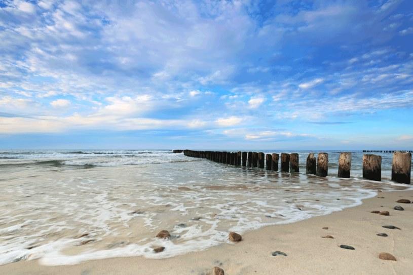 Plaża w Kuźnicy /123RF/PICSEL
