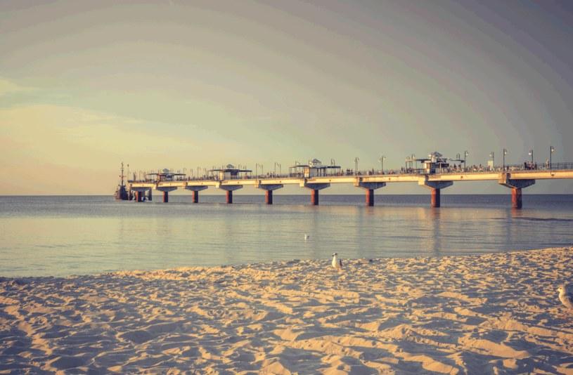 Plaża w Międzyzdrojach /123RF/PICSEL
