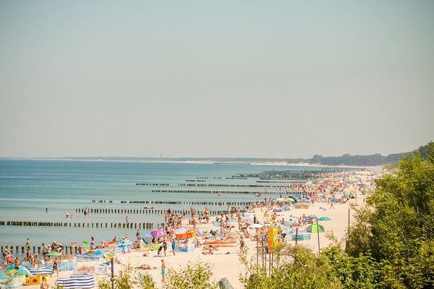 Plaża w Mielnie /©123RF/PICSEL