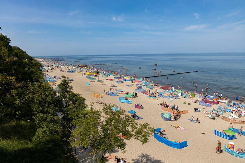 Plaża w Rewalu /Robert Stachnik /Reporter
