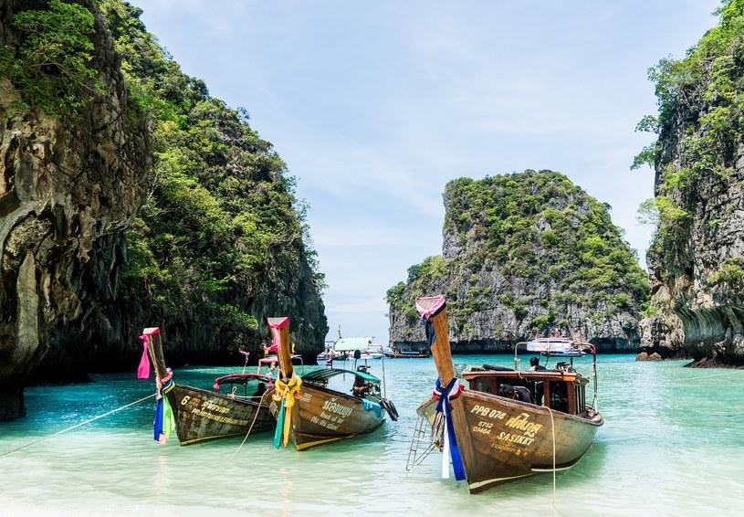 Plaża w Tajlandii /Michelle Maria /pixabay.com