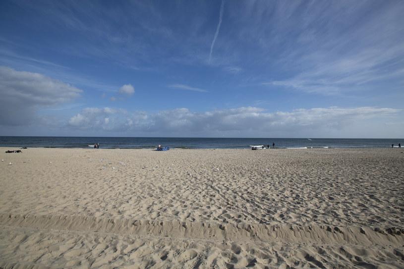 Plaża we Władysławowie /Adam Wysocki /East News