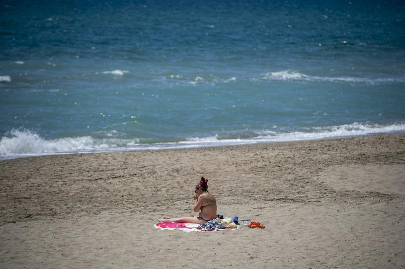 Plaża we Włoszech; zdj. ilustracyjne /Antonio Masiello /Getty Images