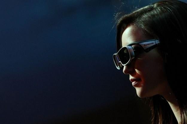 Plazma ma być potentatem 3D - zapewne Panasonic się cieszy /AFP