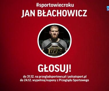 Plebiscyt PS i Polsatu: Sylwetka Jana Błachowicza (POLSAT SPORT). wideo