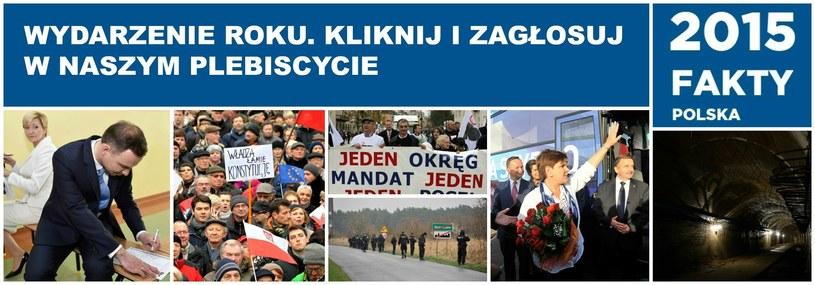 Plebiscyt /INTERIA.PL