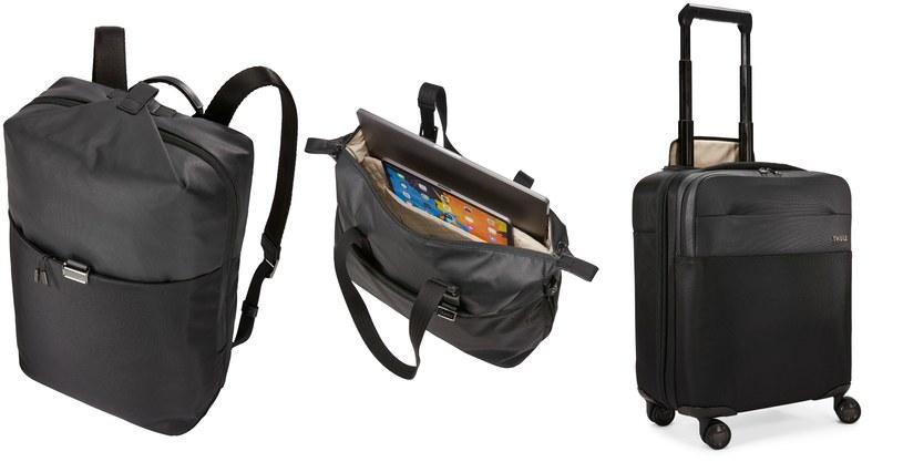 Plecak, torba i walizka z linii Thule Spira /materiały prasowe