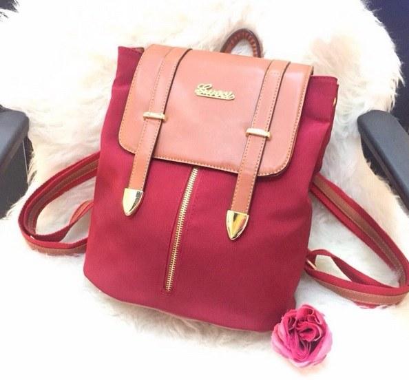 Plecak w wersji eleganckiej... /Instagram@boutiquetiera /INTERIA.PL
