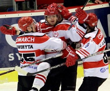PLH: Sensacja w półfinale! Cracovia pobiła KH Sanok!