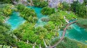 Plitwickie jeziora (Chorwacja). Piętrowe jeziora i wodospady