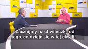 Płk Grzegorz Małecki o zatrzymaniu Marka Chrzanowskiego