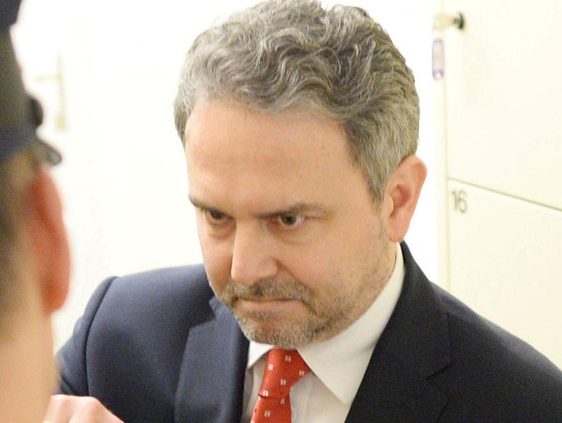 Płk Grzegorz Małecki zrezygnował ze stanowiska szefa Agencji Wywiadu /Jacek Turczyk /PAP