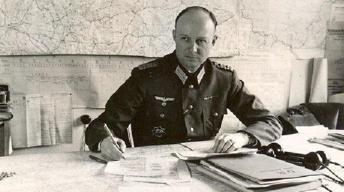 Płk Henning von Tresckow - jeden z głównych organizatorów marcowego zamachu /CC BY-SA 4.0 /domena publiczna