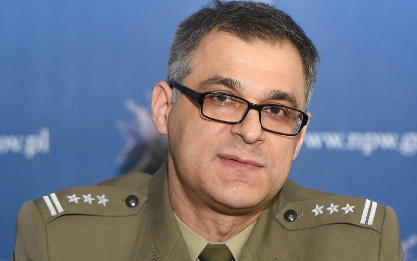 płk Ireneusz Szeląg /Radek Pietruszka /PAP