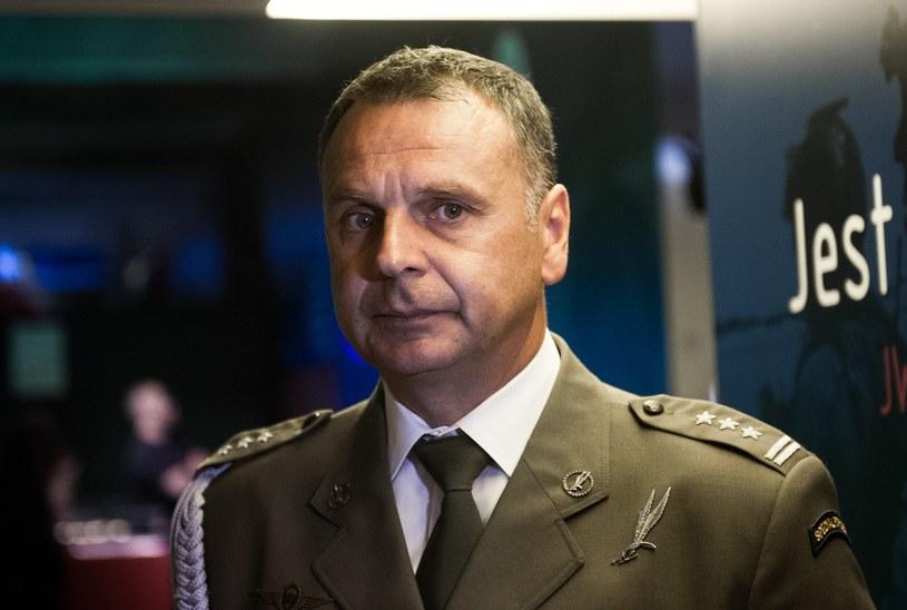 Płk Piotr Gąstał /Bartosz Krupa /East News