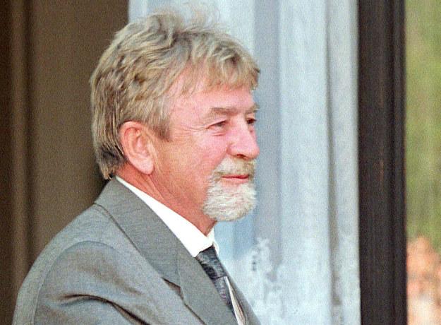 Płk Ryszard Kukliński pochowany został w Alei Zasłużonych na cmentarzu wojskowym na warszawskich Powązkach /Janek Skarżyński /AFP