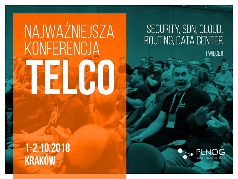 PLNOG21 to jedno z największych i najważniejszych wydarzeń dotyczących rynku telco w Polsce /materiały prasowe