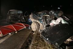 Płock: Tragiczne skutki zderzenia dwóch samochodów