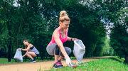 Plogging - bieganie, które poprawia kondycję środowiska