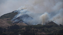 Płoną lasy na Gran Canarii. Ewakuowano ponad 8 tysięcy osób