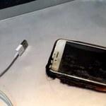 Płonący iPhone 6 na pokładzie samolotu Alaska Air