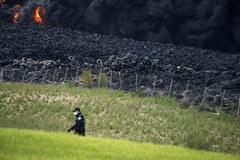 Płonie największe w Hiszpanii dzikie składowisko opon
